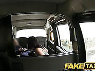 Black Babe Got A Free Ride From A Horny Taxi Driver After She Le