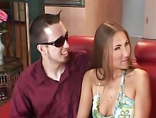 Husband Watches Wife Fuck