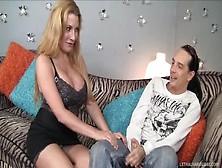 Housewife Mature Enjoys Wild Sex