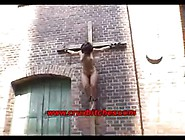 Crucified Girl Pee