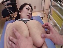 Hitomi Tanaka Oiled Up And Fucked Hard