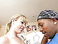 Trashy White Whore Adrianna Nicole Loves It Harder With Bbc