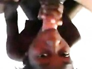Cheap And Ugly Black Whore Sucks Cock