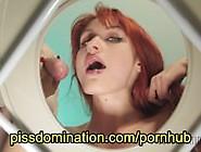 Violet Monroe Cuckold Femdom Piss