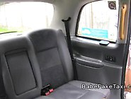 Bodybuilder Bangs Busty Female Fake Taxi Driver Video