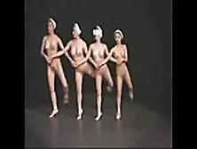 Naked Ballet Dancers 1
