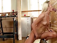 Andrea Francis The Glory Hole Worker