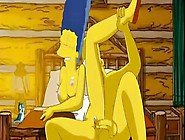 Naughty Simpsons Bang