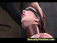 Brutal Deep Throating Bbc Pounded 1