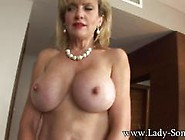 Lady Sonia - Blackmailed Into Stripping
