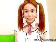 Ladyboygold Video: Student Seduction Creampie