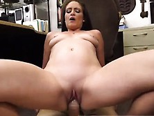 Mofos - Teen Gets Fucked For Cash Whips, Handcuffs And A Face