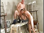 Insatiable Guy Getting His Big Cock Sucked