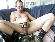 Steeltoe Shoes Masturbating