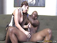 Sultry Mason Moore Gets Ass Fucked By Black Cock
