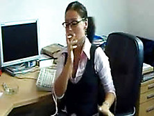 » Amateur Hot Smal Tits German Office Fuck «