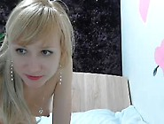 Webcam Amateur Blonde Skinny Teen Blowjob