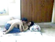 Hawt Desi Woman Making Love With Her Boyfriend On Hidden Web Cam