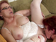 Woman Gallops Cum From The Hard Cock Ahead Of Hardcore Throbbing