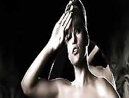 Eva Mendes - Hot Latina And Masked Man In Hot Hollywood Film