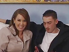 Milf Likes Young Cock Fucking
