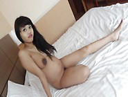 Pregnant Asian Picked Up To Fuck