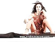 Die Beeindruckende Andrea Rincon Komplett Nackt
