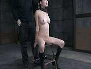 Seductive Asian Girl With Filthy Mind Enjoying Kinky Bdsm Sex Ga
