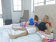 Moms Bang Teen - Mom,  Stepdaughter And Lucky Boy
