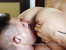 Asian Guy Jeremy Long Fucks Latina Sofia Rivera Amlf Amxf