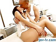 Sharing His Asian Wife