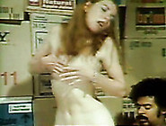 Pale And Hot Like Hell Redhead Blows Bearded Black Man's Strong