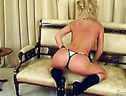 Big Bosomed Blond Hottie Silvia Starves For Hard Sex