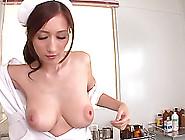 Hot Nurse Julia Seduces A Patient And Fucks Him In The Hospital