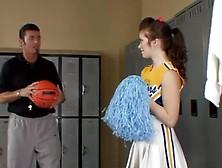 Cheerleader Honey Dicked Deeply