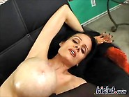 Super Titty Sophia Likes It Hard