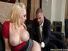 Kagney Linn Karter Young Girl With Big Tits Fucked In All Holes
