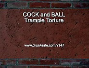 Cock And Ball Trample Torture - Heeljob Black Pumps Watch Free B