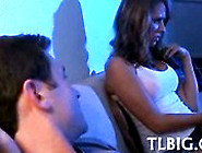 Teen Babe Likes Big Dick