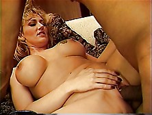 Blonde Milf Is Curious About 18 Inch Bbc
