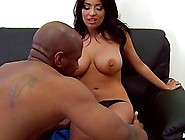 Anissa Kate Is Enjoying While Fucking A Guy Who Is Not Her Boyfr