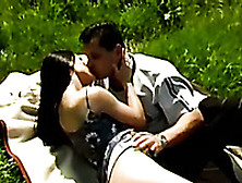 Fabulous Petite Brunette Teen Blows Dick And Rides It On Top
