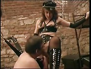 Nasty Latex Mistress With Her Slave Sex Tube Kinky