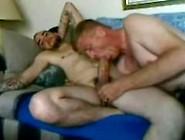 Homemade Sex Tape... Hot Tattooed Crempie Daddy - 14 Min