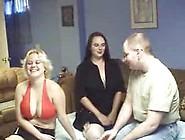 Two Chubby Girls Share One Guy Mc85