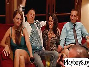 Group Of Swingers Fucking In The Room