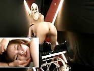 Japanese Teen Gets Her Butt Toyed,  Rides A Dildo And Deep T