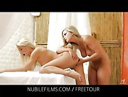 Nubile Films Grace Hartley Marry Queen Blonde Massage