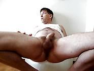 7 20 15 Huge Cum Spurt For Me On Floor