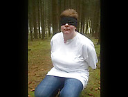 Fat Gf Sucks Me Off In The Woods
